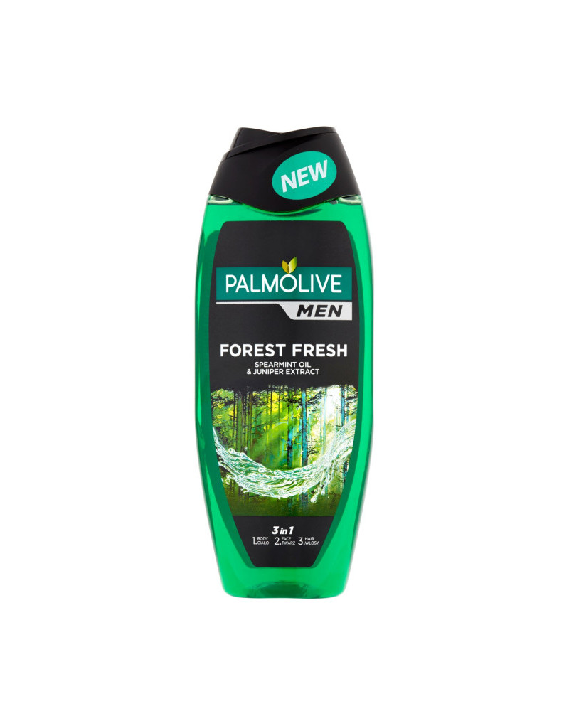ŻEL P/P PALMOLIVE 500ML MEN FOREST FR.